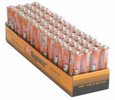 100 Aaa Batteries Medium Duty 1.5v. 100 Pack Wholesale Bulk Lot New Fresh