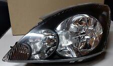 Mitsubishi Magna TL Genuine LH Headlamp Headlight Unpainted Black MR932099