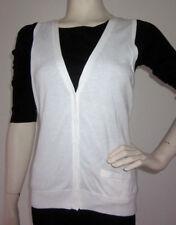 Esprit Damen-Pullover & -Strickware mit Knöpfen Normalgröße
