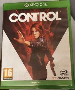 Xbox One Mass Effect Andromeda and Control bundle Both in Excellent Condition