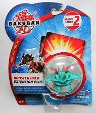 Bakugan Percival Green Battle Brawlers Game Ball Figure 2009 RARE Ace Grit's New