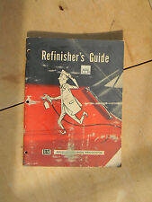1973 RINSHED-MASON AUTOMOTIVE REFINISHER';S GUIDE