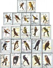 Sao Tome e Principe 879-900 gestempeld 1983 Vogels