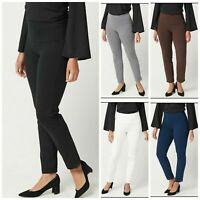 Women with Control~Regular Tummy Control Ankle Pants~A344734