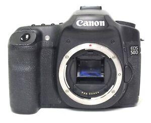 CANON EOS 50D Digital SLR Camera BODY ONLY - W58