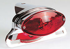 Rücklicht Cat-Eye Chrom Yamaha XV 125 250 535 750 1000 1100 Virago Rückleuchte
