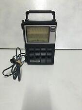 Vintage GE GENERAL ELECTRIC AM/FM/TV Radio 7-2929A Works