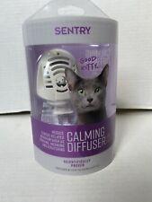 Sentry Calming Diffuser For Cats 1 Diffuser & 1.5  fl. OZ. Liquid