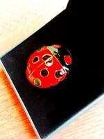 Giorno Giovana Ladybug Brooch JoJo's Bizarre Adventure Part5 hirohiko araki
