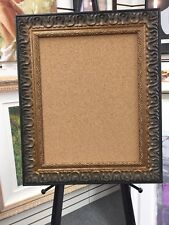 FRAMED CORK BOARD - 20 X 24  inches  GORGEOUS!!!