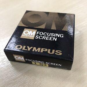 New in Box Olympus OM Film Camera Focusing Screen 1-3 OM1 OM2 OM4 OM4