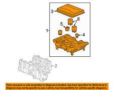 GM OEM Fuse Relay-Junction Block 84075778
