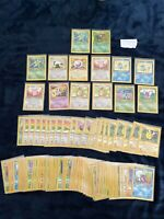 Pokemon 1st Edition Jungle -- Full Collection / Huge Lot