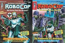 Robocop 1-12 + Comic zum Film (Z0), Bastei