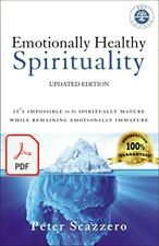(�.D.F) Emotionally Healthy Spirituality: It's Impossible to Be Fast delivery