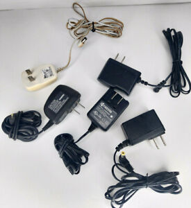 Adapter Charger Power Supply Lot of 5