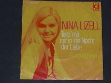 7-Single-Schlager-NINA LIZELL-Tanz' mit mir in die Nacht der Liebe
