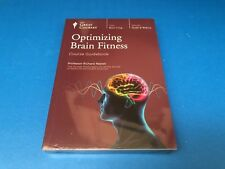 The Great Courses- Optimizing Brain Fitness - DVD Course - Brand New Sealed