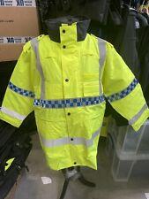 More details for new ex police traffic jacket 3xl reg