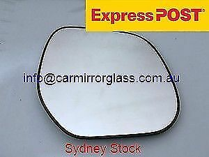 RIGHT DRIVER SIDE MIRROR GLASS FOR PEUGEOT 4007 2007-2017