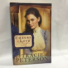 Striking a Match: Embers of Love 1 by Tracie Peterson Free Shipping