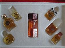 """7 Miniatures de Parfum """"Parfums de Paris"""" en coffret"""
