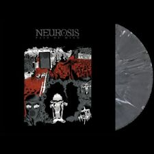 Neurosis Pain of Mind GREY VINYL LP Record & MP3! limited press of 1st album NEW