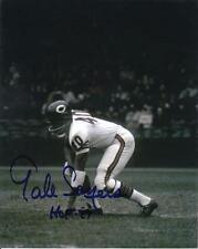 "GALE SAYERS Autographed Signed 8"" x 10"" Photo Chicago Bears Football COA"