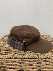 Baby Gap Kids' Trapper Style Ear Flap Fleece Cap Hat w Ear Flaps Size M/L