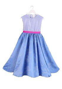 Women's Disney Cinderella Fairy Godmother Cosplay Dress Size M XL 2X