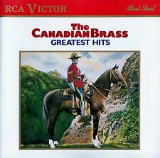 THE CANADIAN BRASS : GREATEST HITS / CD - TOP-ZUSTAND