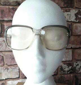 RODENSTOCK EXCLUSIVE 353 eyeglasses glasses frame - Vintage Brown/Clear