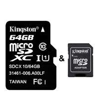 Micro SD Card 16GB 32GB 64GB Class10 TF Memory Card UHS-I SDHC Free Adapter U1