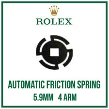 ♛ ♛ ROLEX Automatic Rotor Weight Friction Spring 5.9mm, 4 Arm Swiss Made  ♛ ♛