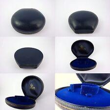 Certina Kurth Freres  vintage shell blue box uhrenbox etui coffre (lot 106)