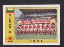 Panini - Euro Football 76/77 - # 17 C.S.C.A. - Bulgaria
