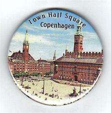 COPENHAGEN - FRIDGE MAGNET - BRAND NEW