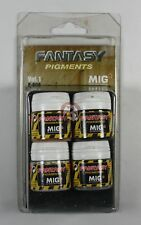 Mig Productions Fantasy Pigments Set Vol.1 (F600 + F601 + F602 + F603) F608