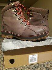 The North Face Men's Duck Boots Size 12 Ballard Waterproof Insulated Leather