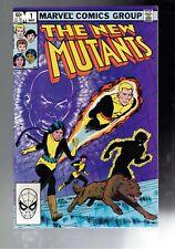 The New Mutants #1 8.0 VF