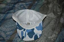 Brand New blue camo pittsburgh pirate hat