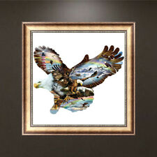 Eagle DIY 5D Diamond Painting Embroidery Cross Stitch Home Office Craft Decor