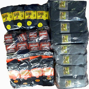JOB LOT OF 60 PAIRS OF GOOD QUALITY MENS  SOCKS CLEARANCE PALLET