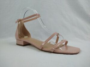 14th & Union Jemma Nude Ankle Strap Strappy Sandals Women's Sz 8 M MSRP $79