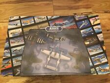 Franklin Mint/Armour die cast 1/100 World War 2 Fighter Collection MIB