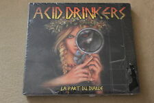 Acid Drinkers - La Part Du Diable CD POLISH RELEASE