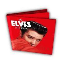 ELVIS PRESLEY - THE KING 75TH ANNIVERSARY  (2 CD)  CLASSIC ROCK & POP  NEW+
