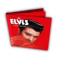 ELVIS PRESLEY - THE KING 75TH ANNIVERSARY  (2 CD)  CLASSIC ROCK & POP  NEW+