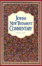 Jewish New Testament Commentary: A Companion Volume to the Jewish New Testament,