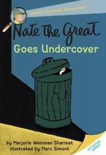 Nate the Great Goes Undercover: By Sharmat, Marjorie Weinman